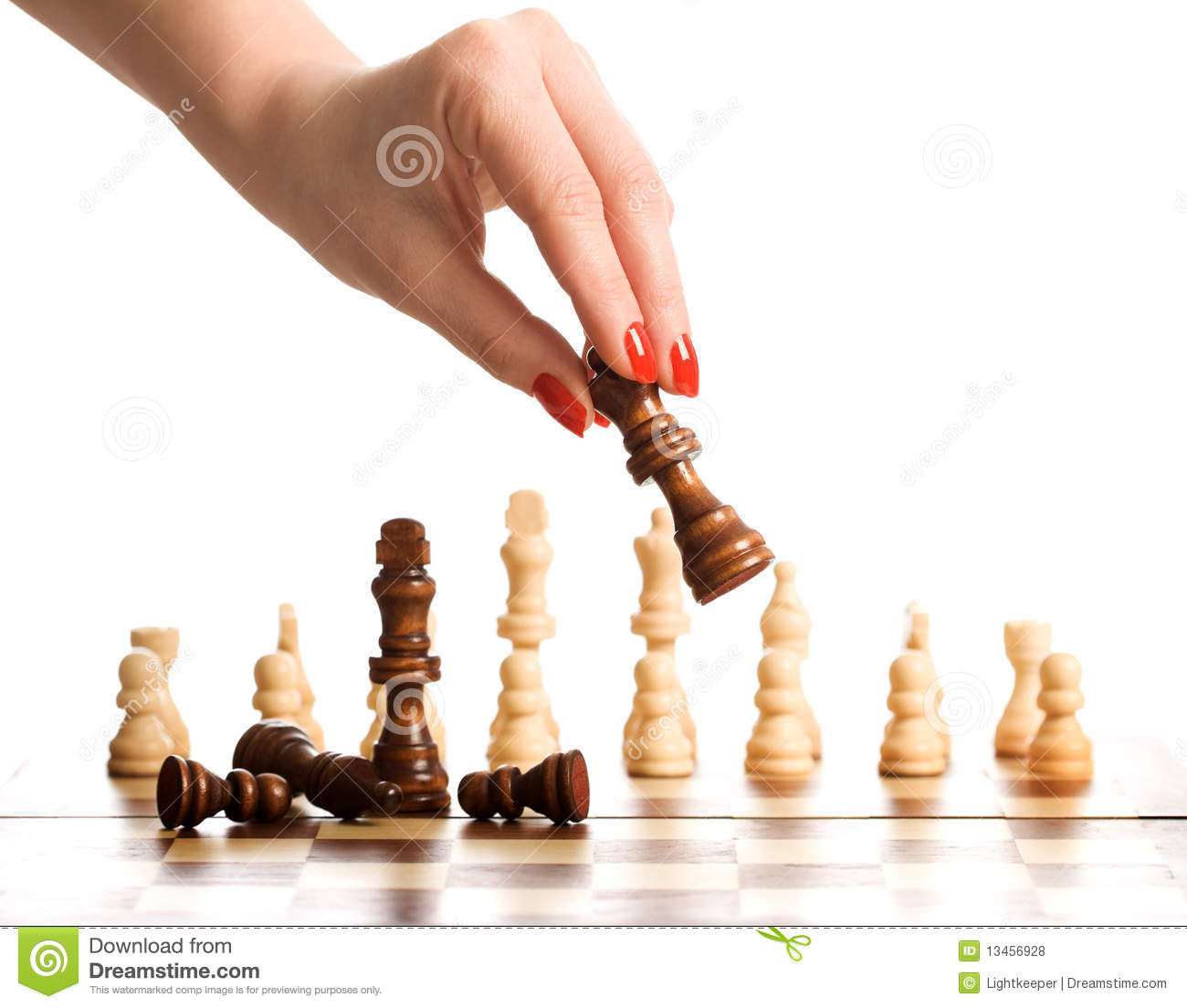 chess-woman-hand-13456928
